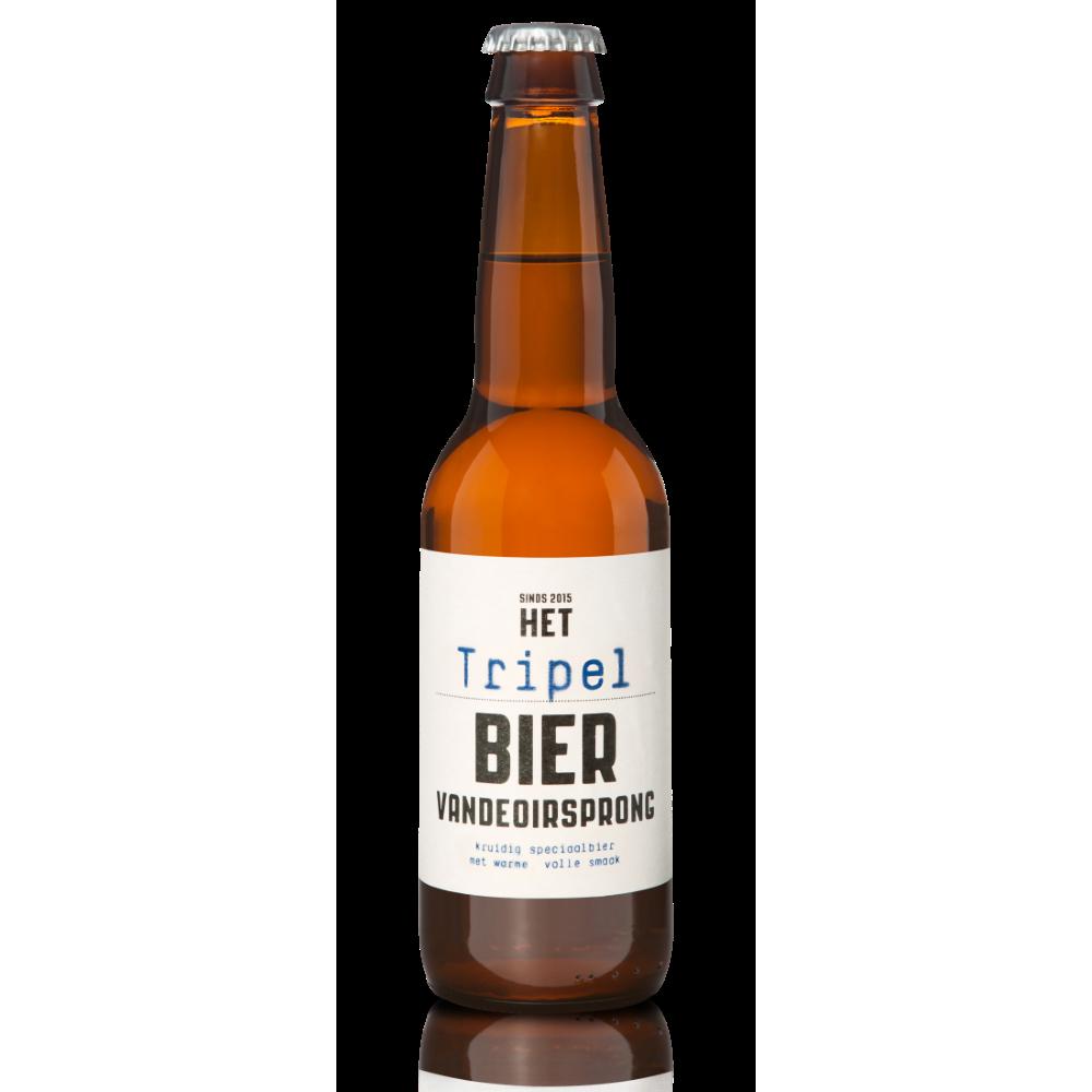 Het Tripel Bier Vandeoirsprong